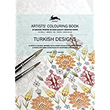 Turkish Designs: Artists' Colouring Book (98017)