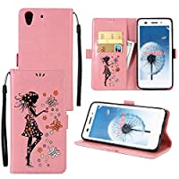 MrStar Phone Case for Huawei Honor 5A Case 男の子 アンチスクラッチ Back Bumper Cover [ Pink ]