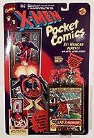 X-Men Pocket Comics Jet Hangar Playset