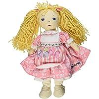 KatJan Best Pals Janet Doll in Pink Dress by Designer Jim Shore by KatJan