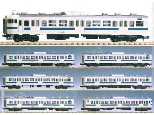 Nゲージ車両 415系近郊電車 (常磐線) A 92720