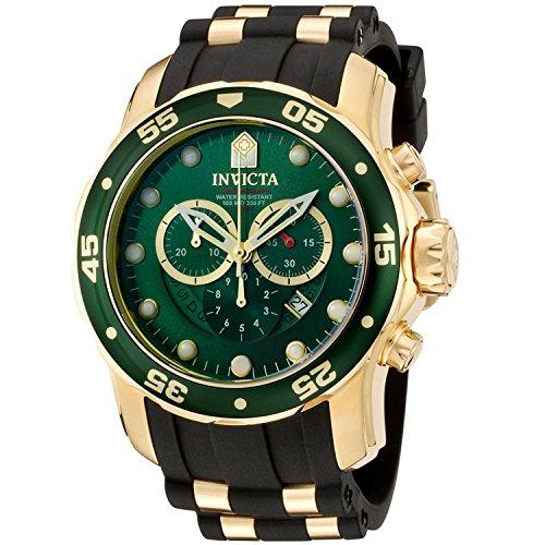 [インビクタ] Invicta 腕時計 Pro Diver Collection プロダイバー コレクション スイス製クォーツ 6984 メンズ 日本語取扱説明書付き 【並行輸入品】