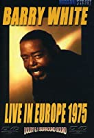 Live in Europe 1975 [DVD] [Import]