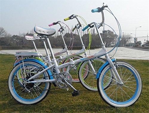 20インチ 折りたたみ自転車 折畳自転車 おりたたみ自転車MTB おりたたみ自転車W398 ピング