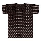 『龍が如く』龍と般若 刺繍Tシャツ ブラック L