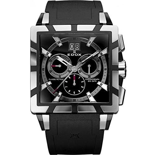(エドックス) Edox 腕時計 Class Royale 10013-357N-NIN メンズ [並行輸入品]