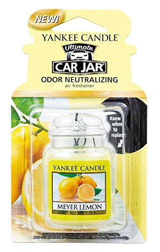 ヤンキーキャンドル ネオカージャーYANKEECANDLE  メイヤーレモン 吊り下げて香らせるフレグランスアイテム