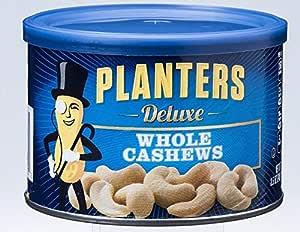 プランターズ (Planters)  ホールカシューナッツ 缶 240g