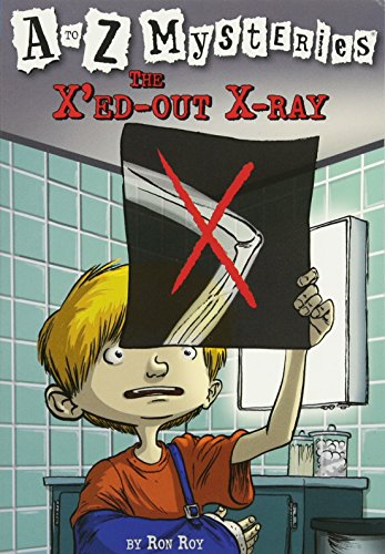 A to Z Mysteries: The X'ed-Out X-Rayの詳細を見る