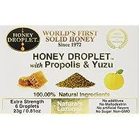 ハニードロップレット 柚子&プロポリス 6粒(23g)×12個