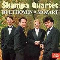 Beethoven/Mozart;String Qtets