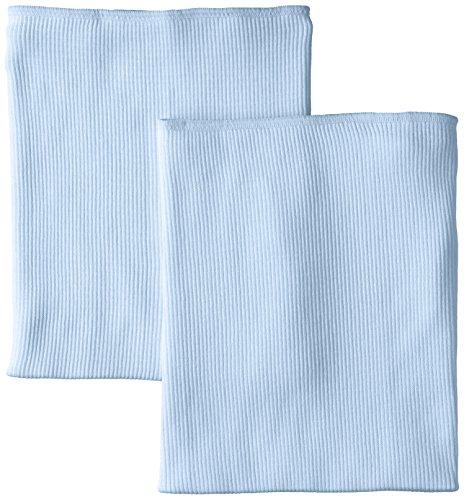 [グンゼ] 腹巻 綿リッチ 2枚組 H3101 サックス 日本 100-110 (日本サイズ110 相当)