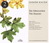 Haydn: The Seasons by Freiburger Bachchor/Maya Boog