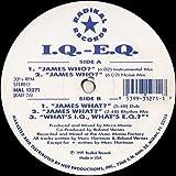 James Who? - I.Q.-E.Q. 12