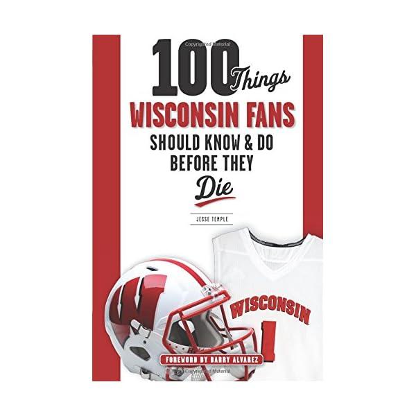 100 Things Wisconsin Fan...の商品画像