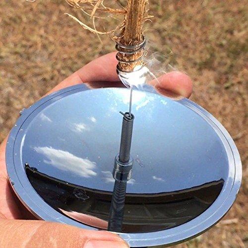 ?サン ライター ソーラー ファイヤースターター 太陽光で着火 アウトドア ...