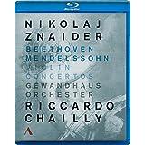 Nikolaj Znaider, Riccardo Chailly - Mendelssohn and Beethoven - Violin Concertos