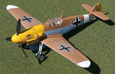 1: 72 ジェミニACE Luftwaffe Messerschmitt BF 109F-4 Eduard Neumann (並行輸入)