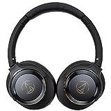 オーディオテクニカ Bluetooth対応ワイヤレスヘッドホン(ブラックゴールド)audio-technica ATH-WS660BT BGD