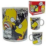 The Simpsons シンプソンズ マグカップ (Why You Little)ホーマー バート