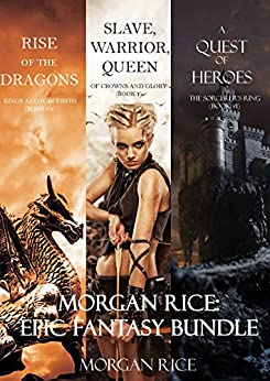 Morgan Rice: Epic Fantasy Bundle by [Rice, Morgan]
