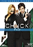 CHUCK/チャック〈セカンド・シーズン〉 コンプリート・ボックス[DVD]