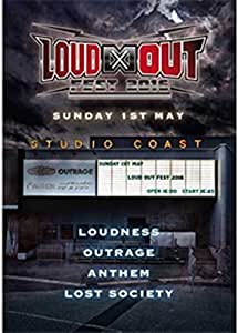 Loud ∞ Out FEST 2016 [DVD]
