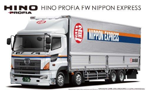 1/32 ヘビーフレイトシリーズ No.10 日野 プロフィアFW 日本通運