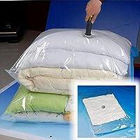 布団圧縮袋ふとん圧縮袋 押入れ収納 ふとん収納 バルブ式圧縮袋 羽毛布団 毛布 布団一式 まとめ買い