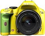 PENTAX デジタル一眼レフカメラ K-x レンズキット イエロー/グリーン 049