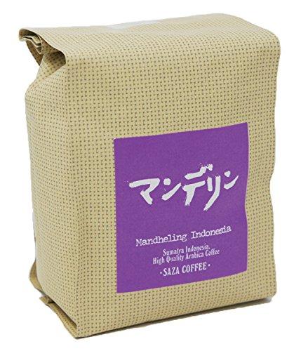 レギュラーコーヒー マンデリン 豆 200g