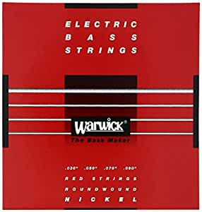 WARWICK ワーウィック エレキベース弦 4弦セット ニッケルメッキ 46220 Extra Light 030/090