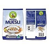 Muesli Company Natural Muesli, Natural-Blue, 750g