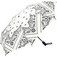 ワールドパーティー(Wpc.) キウ(KiU) 雨傘 折りたたみ傘 自動開閉傘  オフホワイト 白  58cm  レディース メンズ ユニセックス K65-140