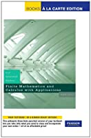 Finite Mathematics and Calculus with Applications, Books a la Carte Edition