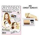 [New Color] 16brand Sixteen Eye Magazine 2g /16ブランド シックスティーン アイ マガジン 2g (#03 SWEET SUNDAY) [並行輸入品]