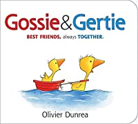 Gossie & Gertie padded board book (Gossie & Friends)