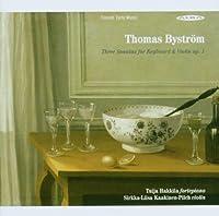 Three Sonatas for Keyboards & Violin