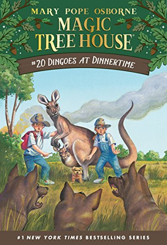 Dingoes at Dinnertime (Magic Tree House (R))の詳細を見る