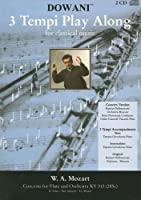 Concerto for Flute and Orchestra Kv 313 285c: G-dur / Sol Majeur / G-major (Dowani - 3 Tempi Play Along for Classical Music)