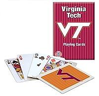 [パッチプロダクト]Patch Products Inc. Virginia Tech Playing Cards N64400 [並行輸入品]