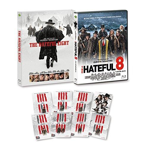 ヘイトフル・エイト コレクターズ・エディション [Blu-ray]の詳細を見る