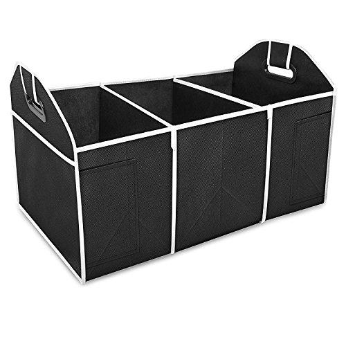 Benature車用収納ボックス 折りたたみ式 車用トランク...