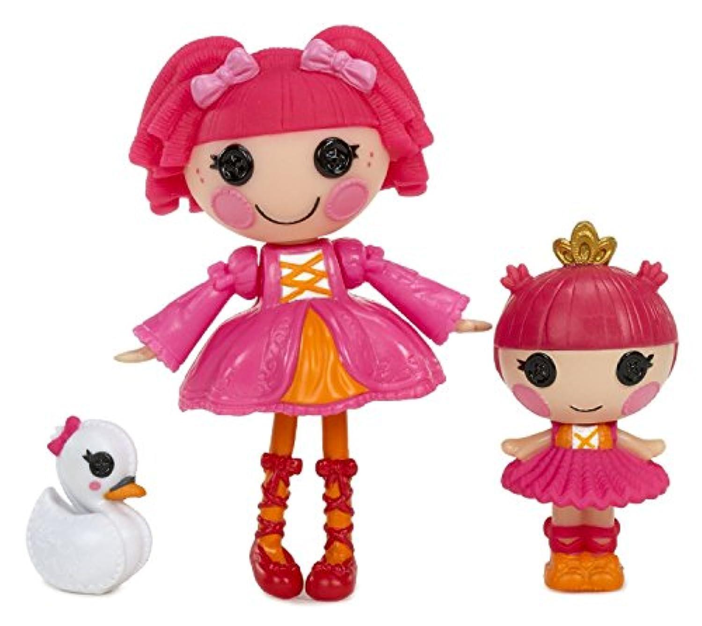 Mini Lalaloopsy Littles-Tippy Tumblelina & Twisty Tumbleli
