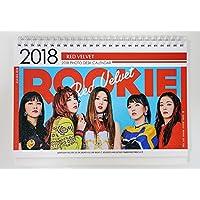 レッド・ベルベット - 2018-2019 PHOTO DESK CALENDAR 卓上カレンダー [韓国盤]