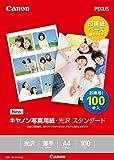 キヤノン コピー用紙 写真用紙 光沢スタンダード 100枚 A4 SD-201A4100