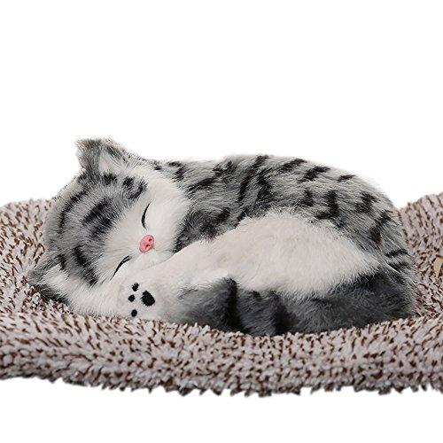 車の空気清浄器 ぬいぐるみ猫 かわいい 竹炭パッケージ型空気...
