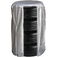 メルテック タイヤカバー(LL) RV専用(タイヤ幅275mm以下) 参考タイヤサイズ:275/60R18、275/65R17、265/60R18、265/65R17 Meltec TC-04