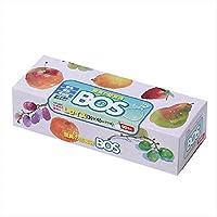 驚異の防臭袋 BOS (ボス) Lサイズ 90枚入り おむつ ・ うんち ・ 生ゴミ などの 処理 に最適 【袋カラー:ホワイト】