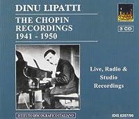 Chopin Recordings 1941-1950